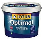 Optimal hvit 9 liter