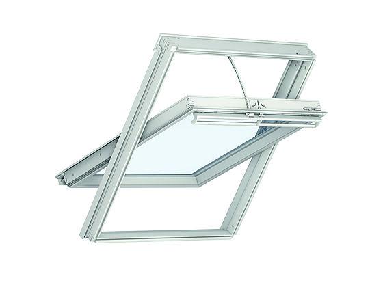 Velux takvindu elektrisk 114x140 cm 3-lags glass