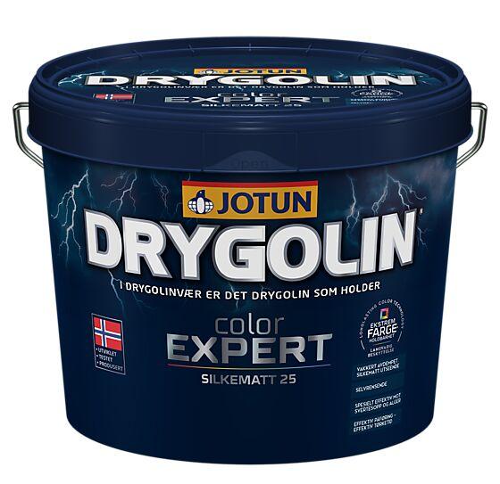 Drygolin maling color expert hvit base 2,7 liter