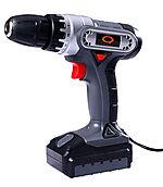 Q-tools drill oppladbar 144 v li-ion