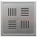 Slukrist NT design symmetrisk 20x20 cm