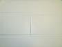 Panelbord MDF skygge hvit 11x140x4190 mm