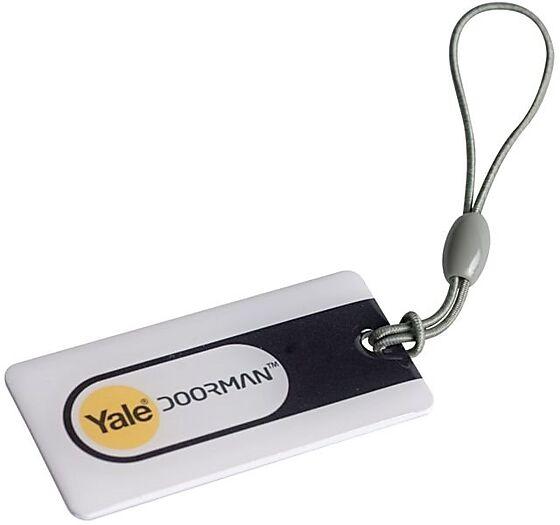 Nøkkelbrikke til Yale Doorman