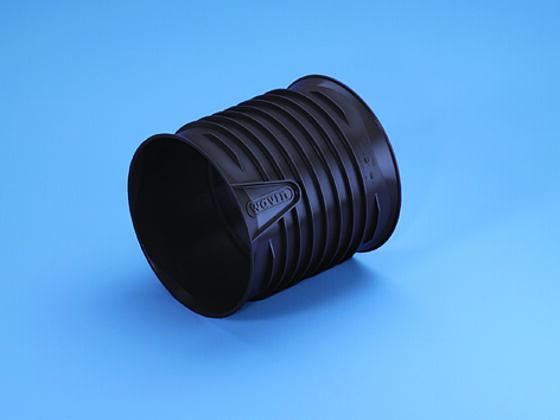 Dobbeltmuffe X-Stream 100 mm
