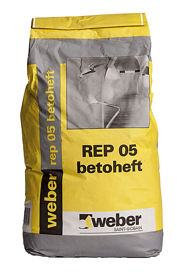 REP 05 betoheft 20 kg vedheftsslemming