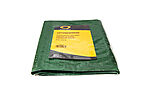 Presenning 3x4 m 90 gram/m2 grønn