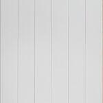 Veggplate MDF v-fas frost 11x620x2390 mm