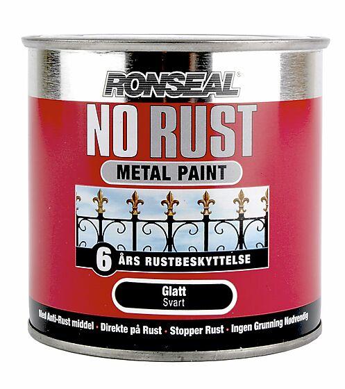 Rustbeskytter Glatt F. Sølv 250Ml
