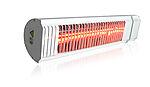 Terrassevarmer 2000 watt m/ app bluetooth