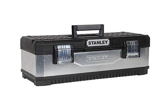 "Stanley verktøykasse 26"" 1-95-620 galvanisert"