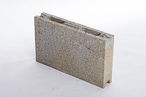 Lettvegg hjørneblokk 8,8 x 30 x 50 cm