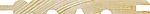 Furu 14X120 Perlestaffpanel Natur