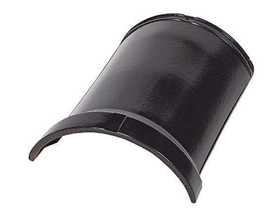 Mønestein nova glasert svart