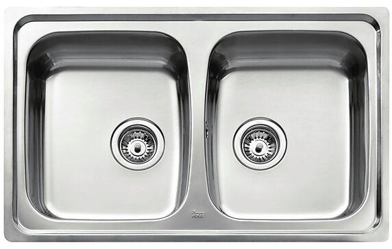 kjøkkenvask universo uni200-wt