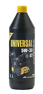 Motorolje 4-takts 5W-30 1 liter