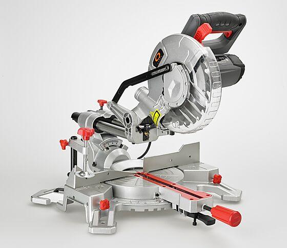 Q-tools kapp- og gjærsag 210 mm 1500 w