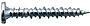 Gipsskrue elforzinket bånd kombi 4,2x32 mm spit A1000