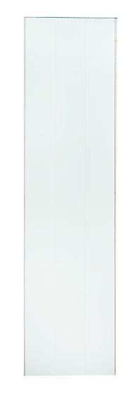 Veggplate faspanel 3B 2740x11x620 mm hvitmalt
