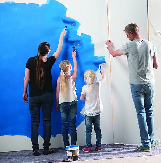 Walls2Paint veggplate 12x620x2390 mm