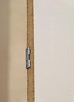 Hjørneklips til veggplate pakke a 10 stk