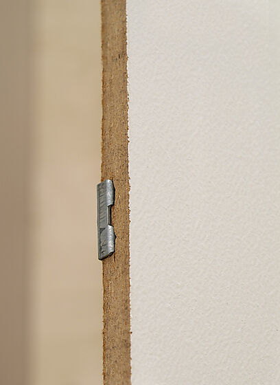 Hjørneklips til veggplater 10 stk