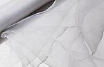 Flueduk plast hvit 1,2x10 meter