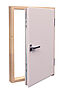 Scanflex B30 kottdør hvit 55x90 cm