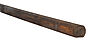 Hagesville 10x12x250 cm klasse A royalbehandlet furu rb.10 brun