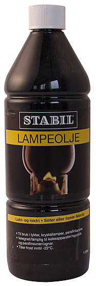 Lampeolje 1 Liter
