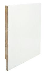 Utforing dørsett hvit furu 18 x 350 x 4400 mm S 0502-Y