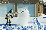 Classic snølett 0855