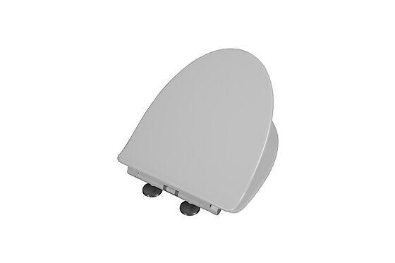 Toalettsete soft close 425x365x56 mm