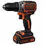 Black+Decker drill BL186KB 18V børsteløs