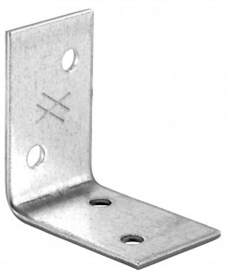 Vinkel 40x40x2,0x25 mm retail