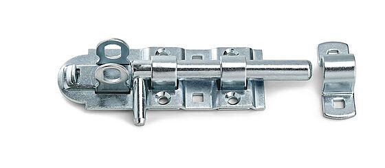 Bolteskåte 5210 130 mm elforsinket SB ø 13 mm låsbar