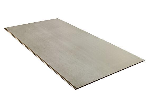 Sponplate vegg fuktbestandig 12x620x2390