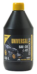 Motorolje SAE 30 4-takt 0,6 liter