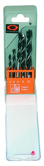 Q-Tools Borsett 5 deler