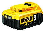 18V, 5,0Ah Li-Ion Batteri XR DCB184