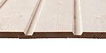 Bergene Holm utvendig kledning skygge grå falset 16x123 mm grunnet