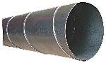 Spirorør Uisol 1,15m ø 160 Ean