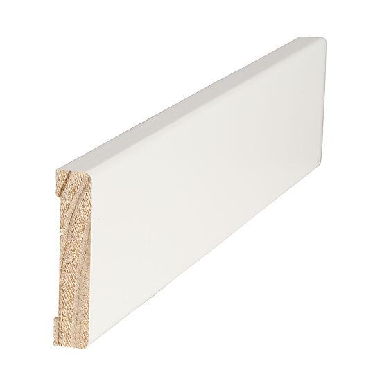 Dørsett 12x58 mm hvit   S-0502-Y