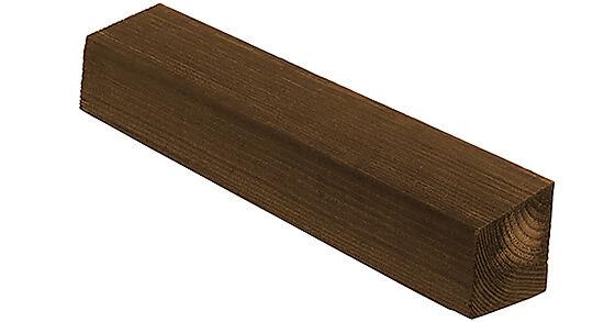Kebony Spilekledning skrå 48x48x1000