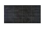 Kjøkkenplate flis sort kalk 2,2x1200x600 mm