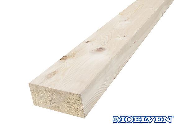 Lerk bryggeplank sibirsk 45x95 mm