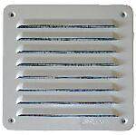 Sjalusirist flat kobber 155x155 mm