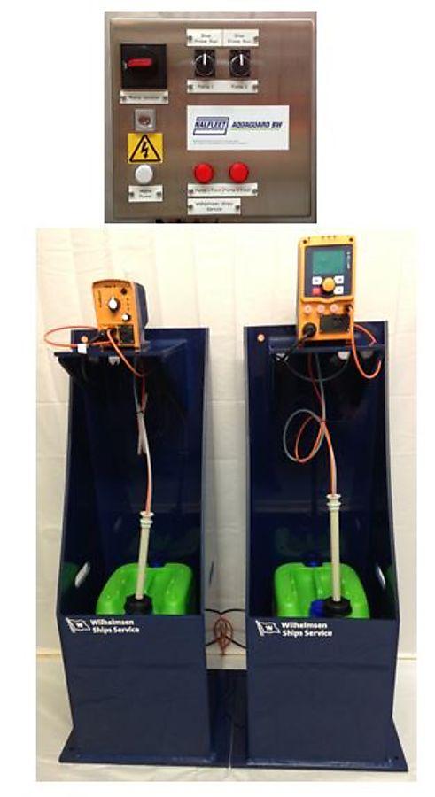 Aquaguard-BW-2 Pump-System