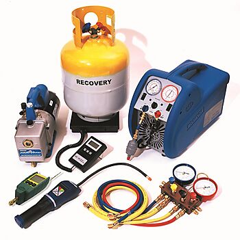REFRIGERANT RECOVERY PACKAGE F/220V product image