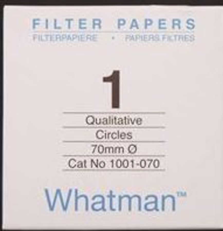 Whatman-No1-Filter-Papers
