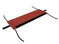 TIMM CHAFE GUARD 80-88MM 3M RED thumbnail